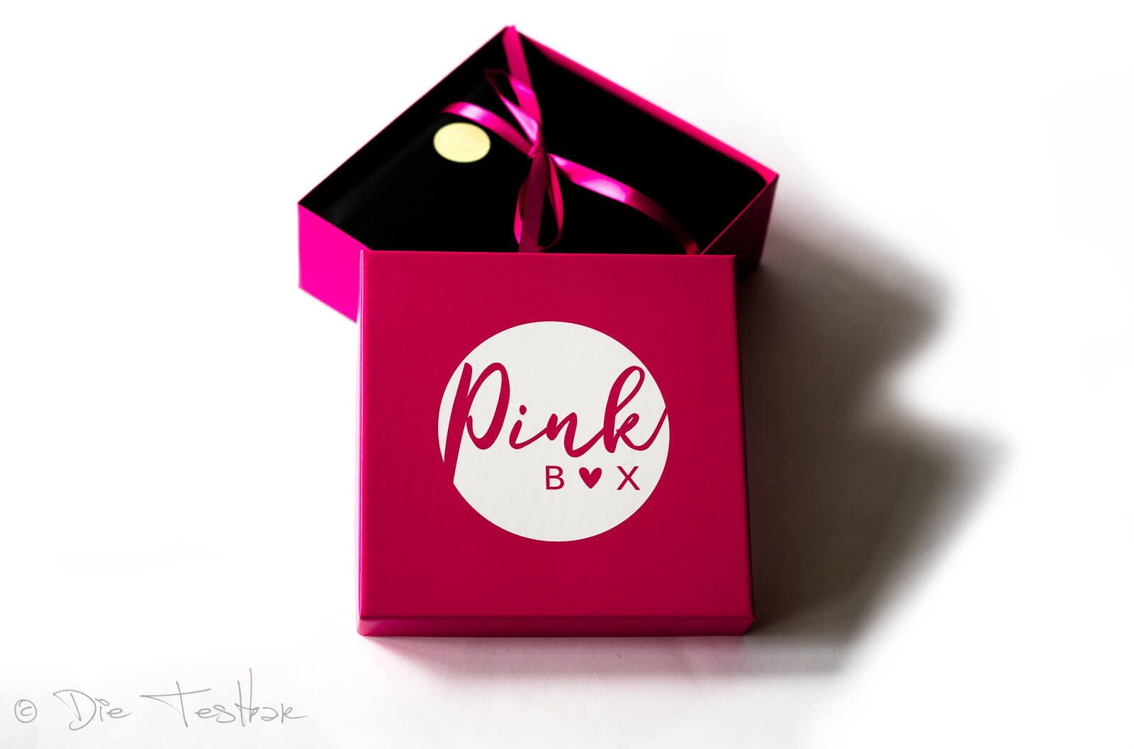 DIE PINK BOX im Mai 2021 – Pink Box Selflove Club 2021