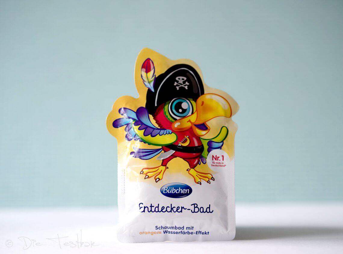 """Bübchen -Kids Badeschaum """"Entdecker-Bad"""""""