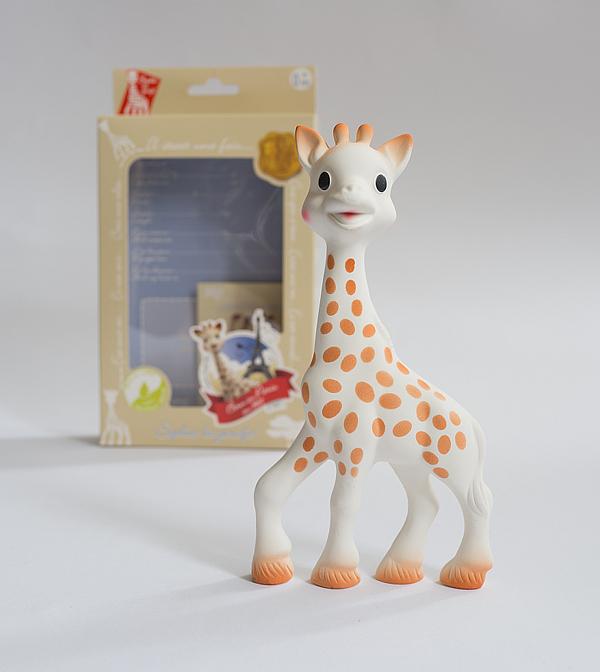 Babyspielzeug süße giraffe sophie la girafe