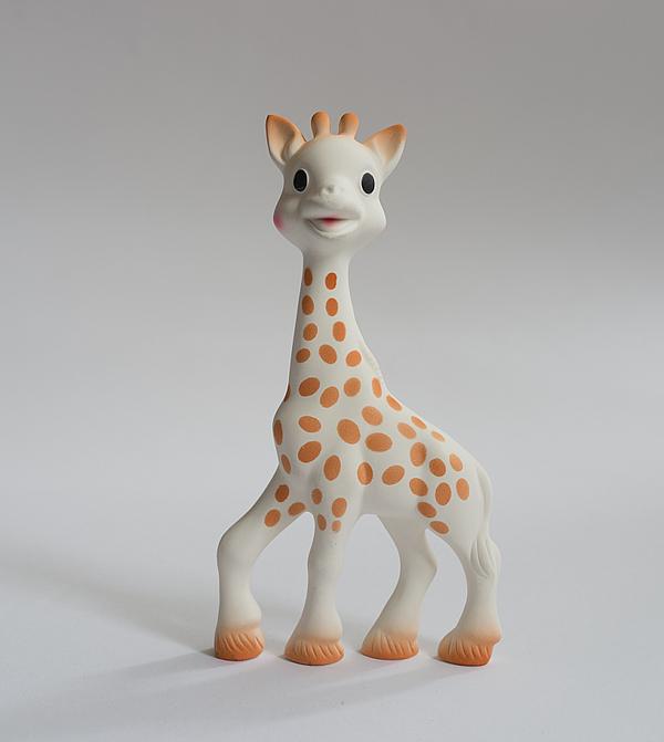 Babyspielzeug - Süße Giraffe - Sophie la girafe