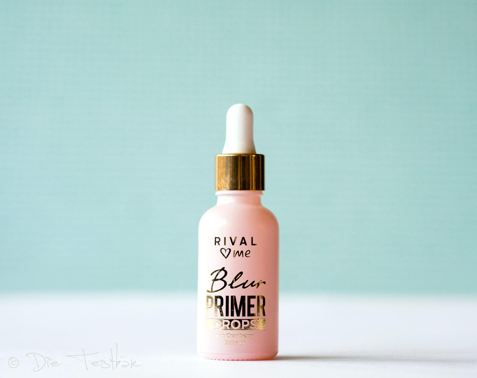 RIVAL loves me - Blur Primer Drops