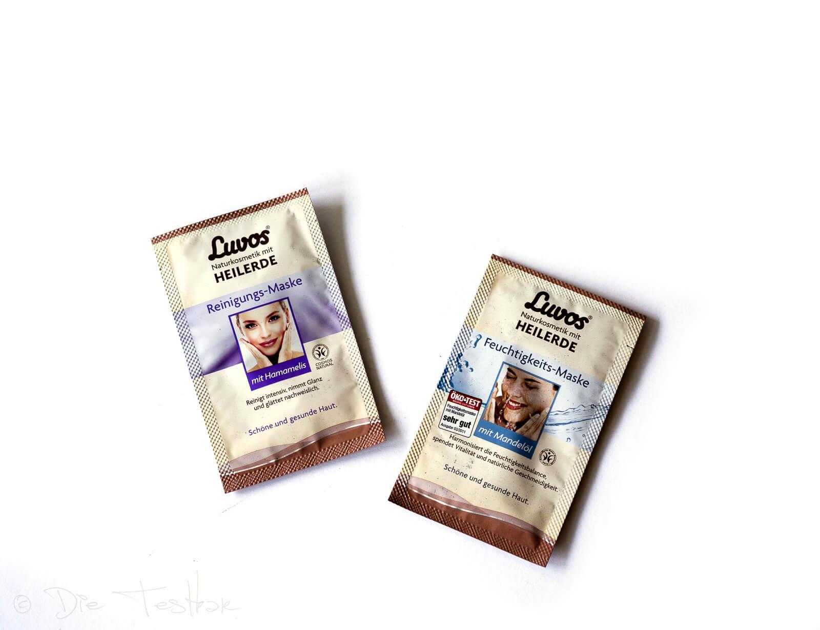 Luvos Naturkosmetik - Feuchtigkeitsmaske/ Reinigungsmaske