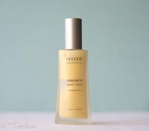 ananné Cura Noctis Night Cream - sensitive skin, Nachtcreme für empfindliche Haut