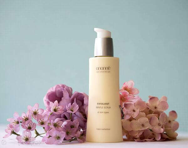 ananné Exfoliant Gentle Scrub - all skin types, Gesichtspeeling für alle Hauttypen