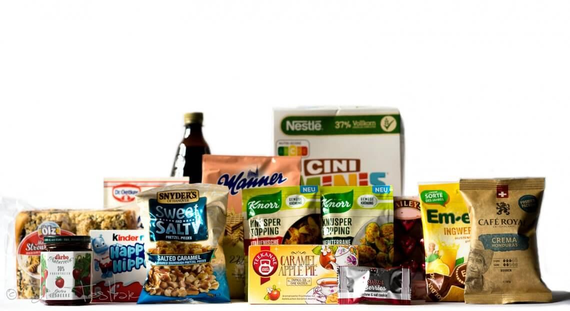 Die Degusta Box im Oktober 2020