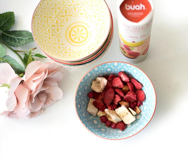 Erdbeere & Friends von Buah