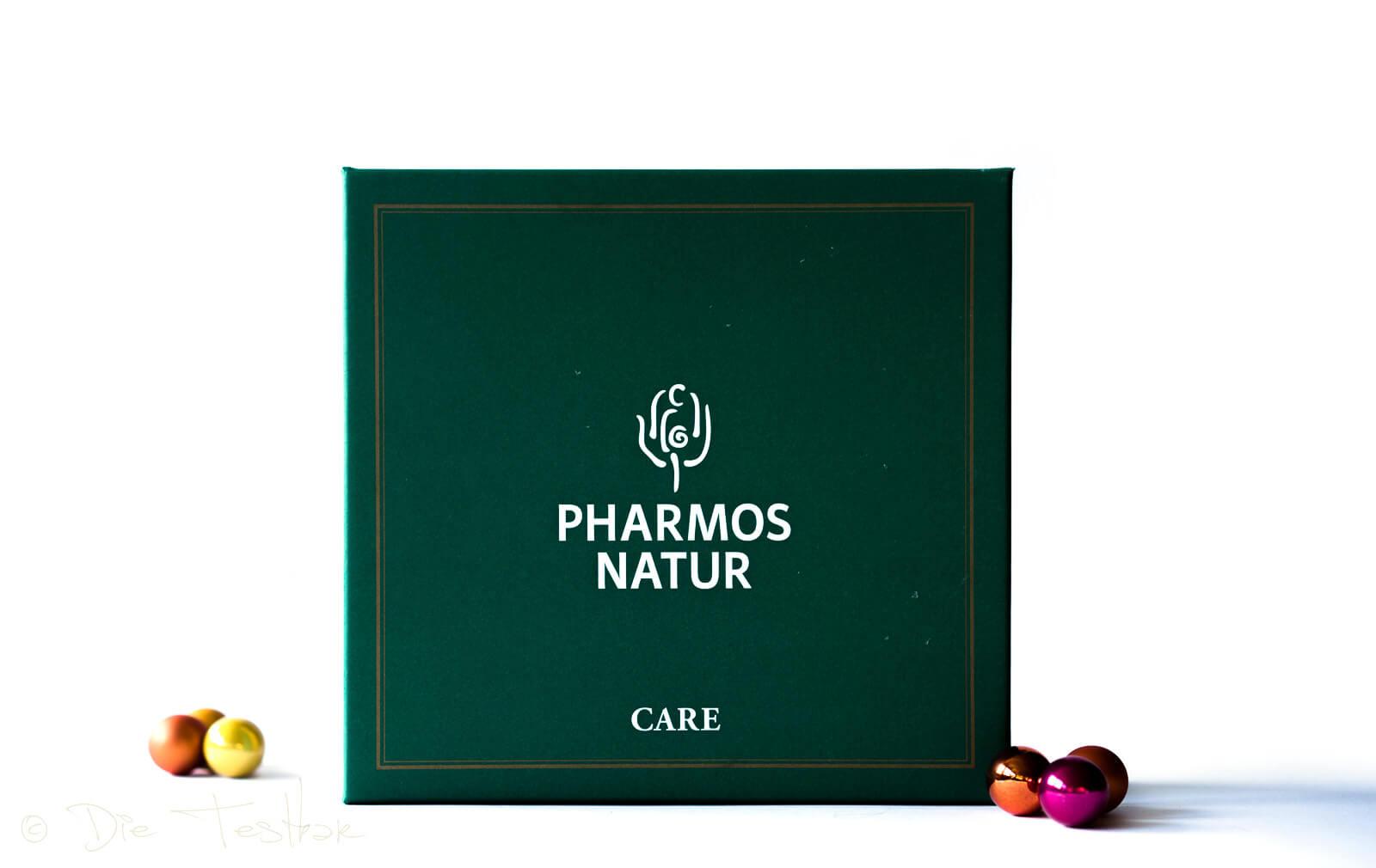 GESCHENKSET CARE von Pharmos Natur