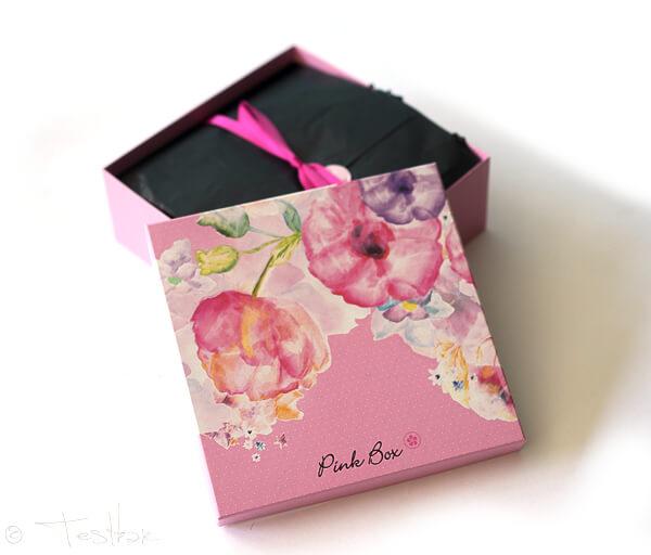 Die Pink Box im April 2019 – Pink Box 7. Geburtstag 2019