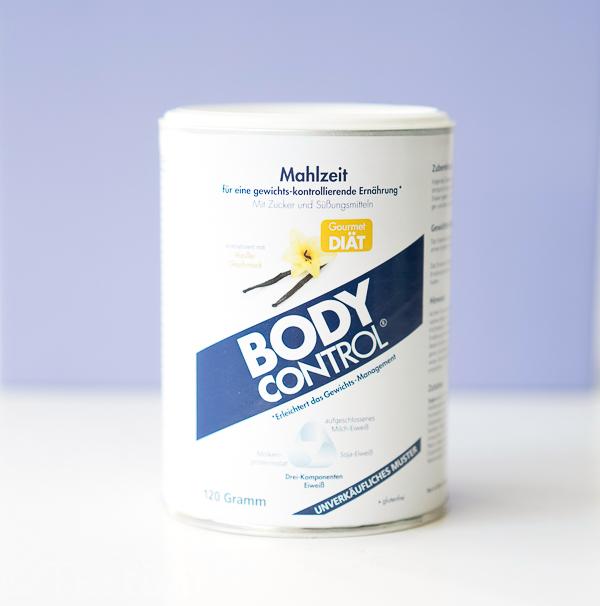 BODY CONTROL - Diätpulver Joghurt/Zitrone & Vanille
