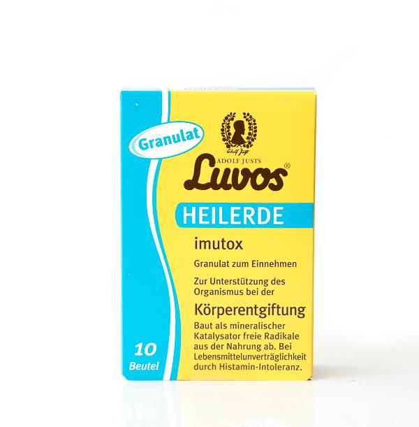 Luvos Heilerde - imutox