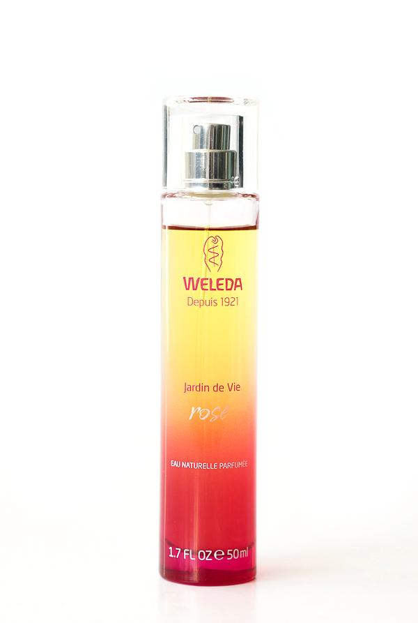WELEDA - Jardin de Vie rose