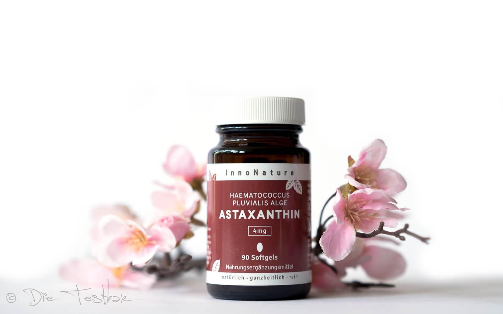 Astaxanthin: Naturstoff der Carotinoide