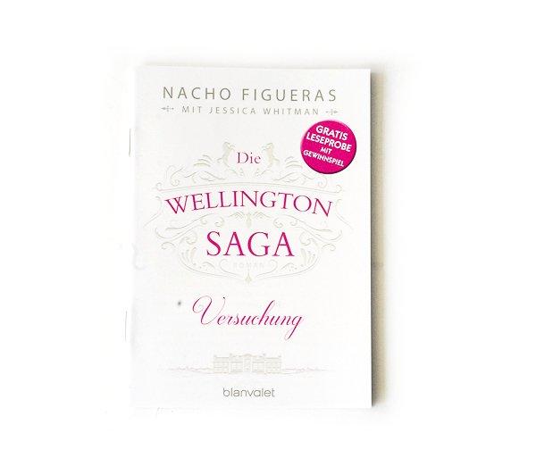"Leseprobe - ""Die Wellington-Saga - Verlangen"""