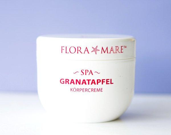 Flora Mare - Spa Granatapfel Körpercreme