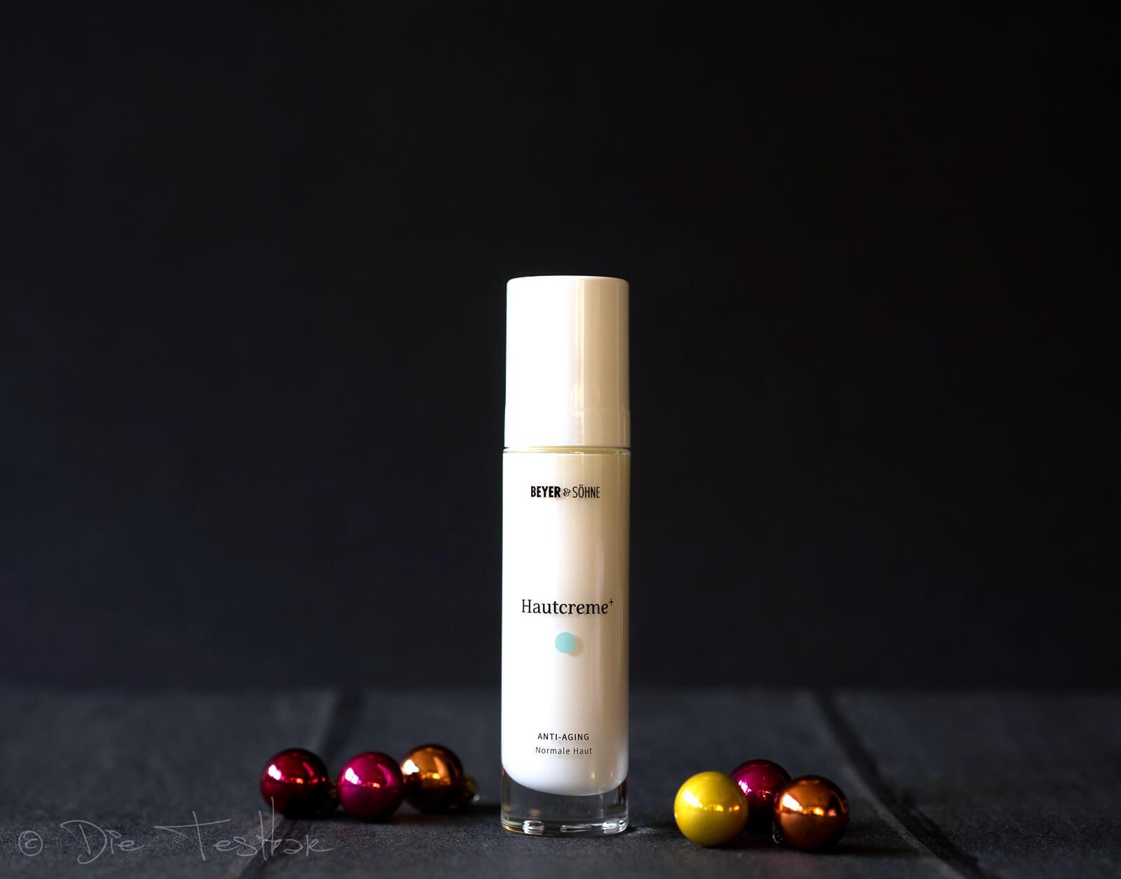Hautcreme+ Anti‑Aging Normale Haut vonBeyer & Söhne