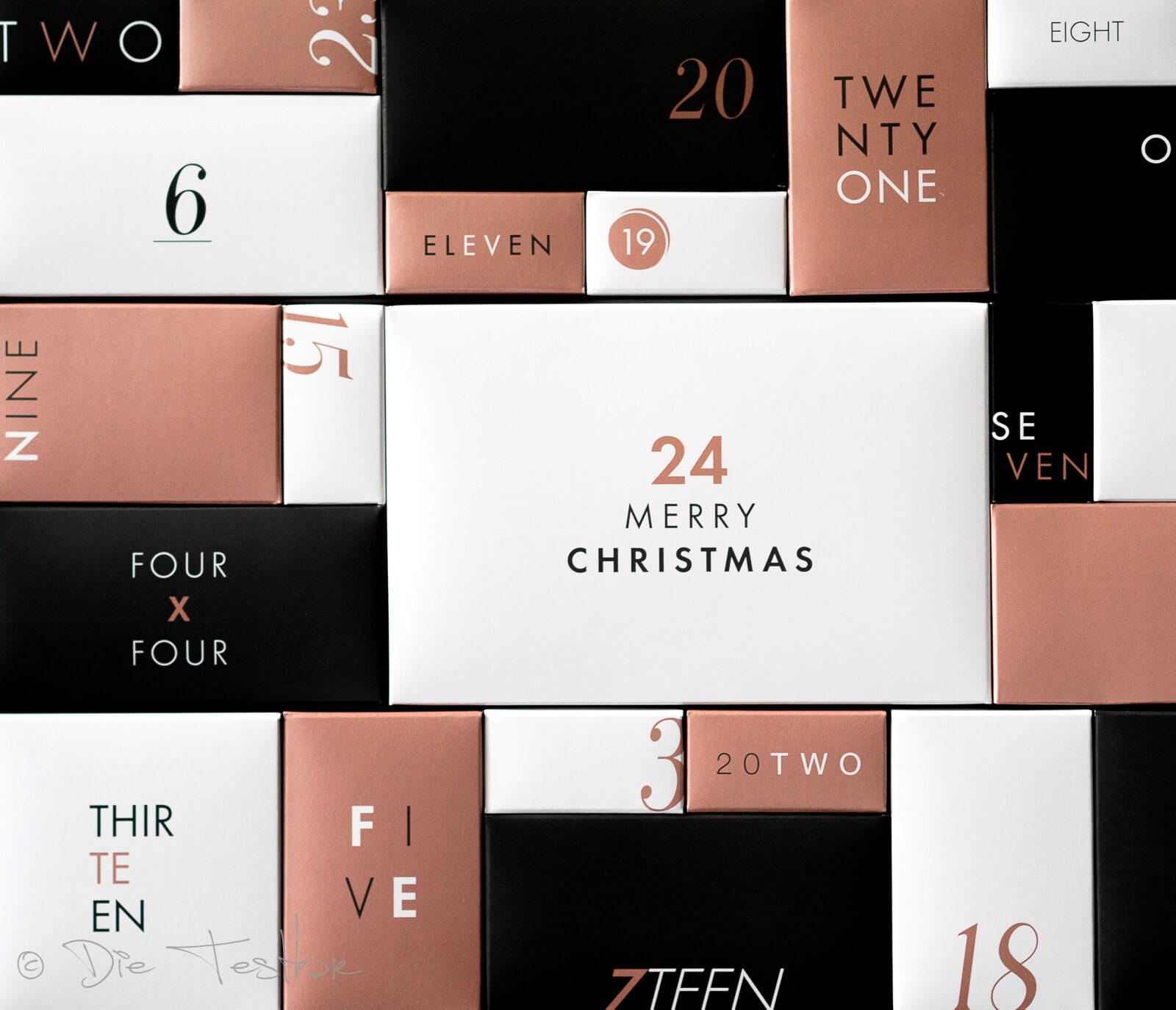 Dalton Beauty Adventskalender mit 24 Kosmetik-Highlights