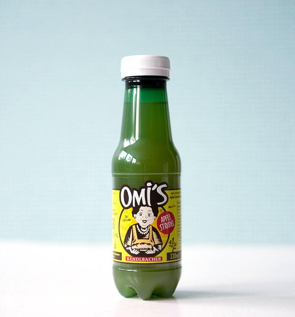 KENDLBACHER -Omi's Apfelstrudel Saft