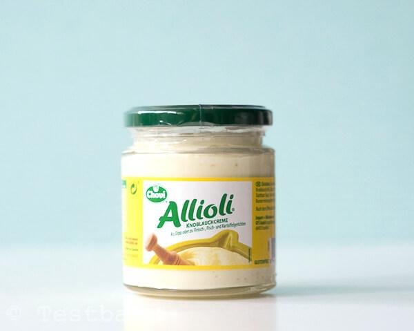 CHOVI -Allioli