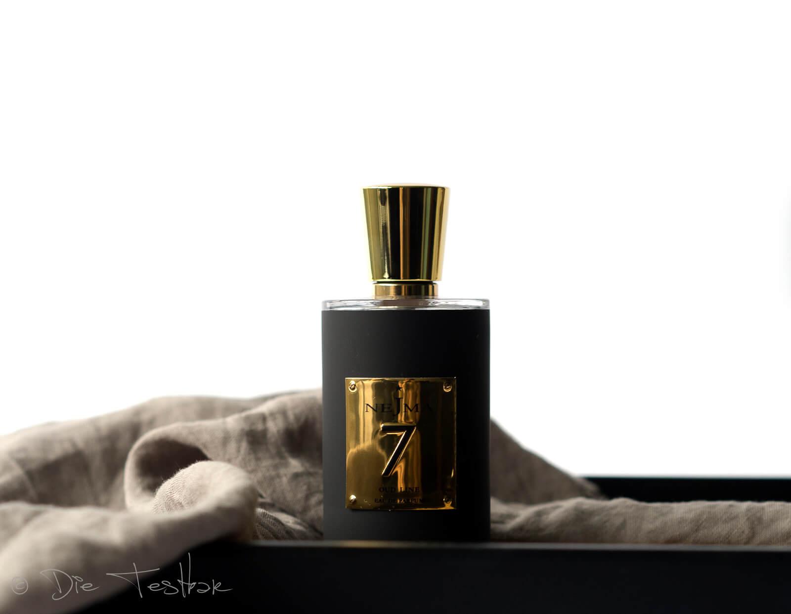 Isis Parfums Diffusion - KoEptYs - Eau de Parfum - Der erste Promi Luxus Duft von Booba by Nejma