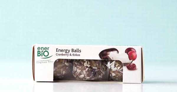 ENERBIO -Energy Balls