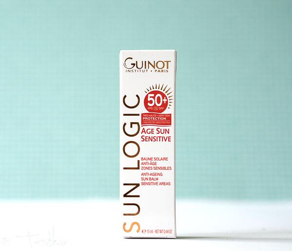 Sonnenschutz - Guinot Age Sun Sensitive mit SPF50+