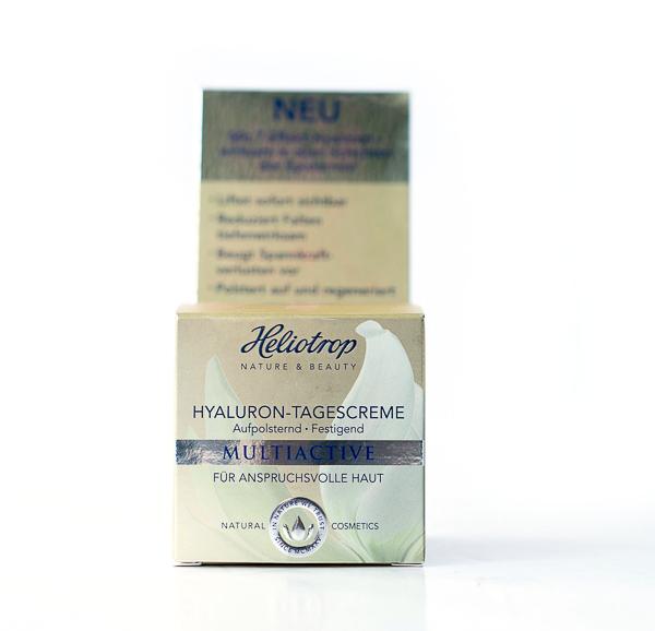 Heliotrop Multiactive Hyaluron Tagescreme für anspruchsvolle Haut