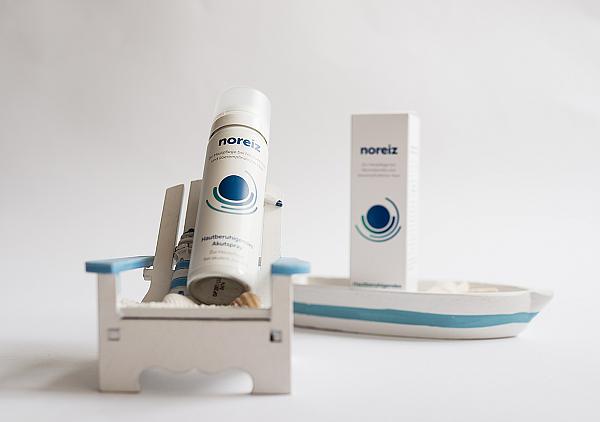 Natürlich schön mit der Fairy-Box  - Noreiz - Hautberuhigendes Akut-Spray