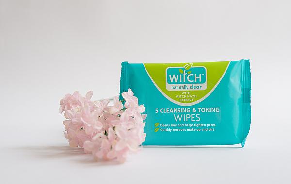 Natürlich schön mit der Fairy-Box - Witch - cleansing and toning wipes