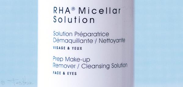 RHA MICELLAR SOLUTION - Reinigungslösung für alle Hauttypen von Teoxane