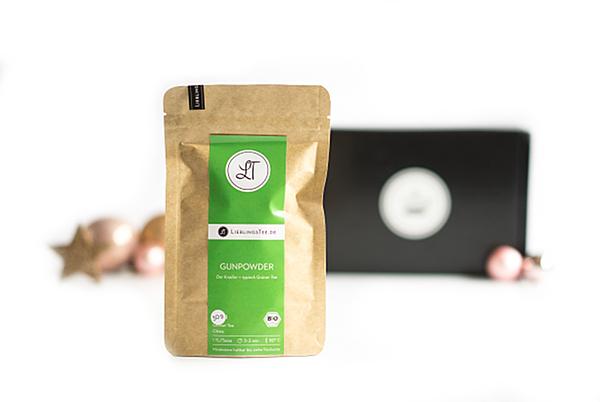 Gunpowder  Der Knaller - typisch grüner Tee