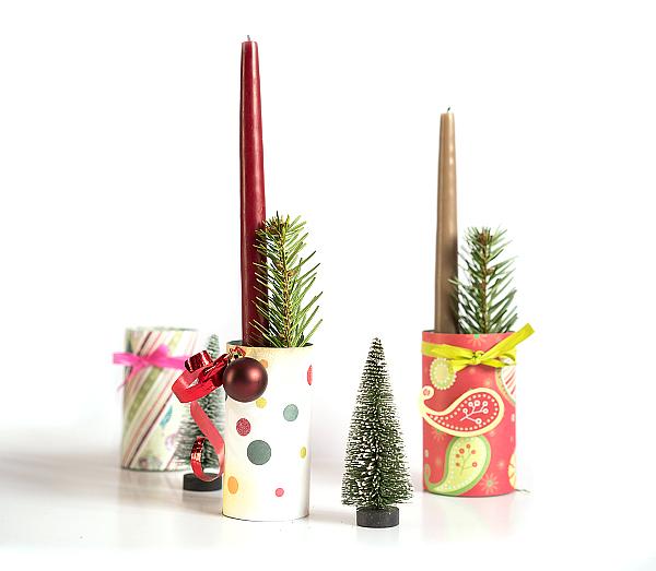 Basteln mit Folia - Designpapiere Weihnachten