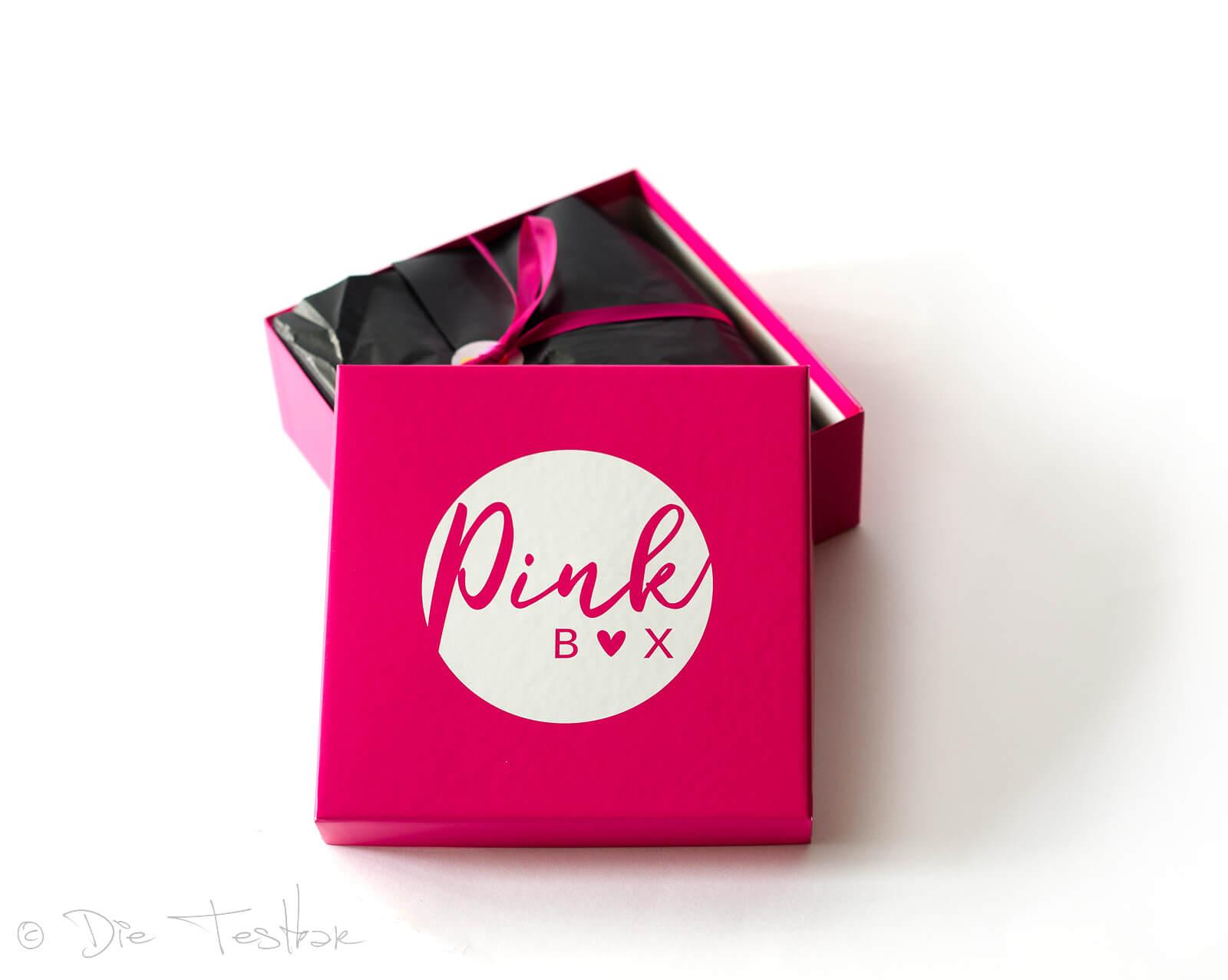 DIE PINK BOX im November 2020 – Pink Box Cosy Feelings 2020