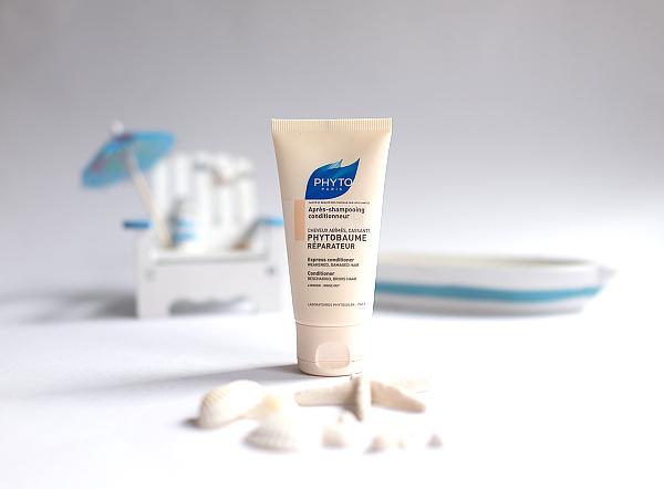 Haarpflegeprodukte mit pflanzlichen Inhaltsstoffen von Phyto - Phyto Phytobaume Repair