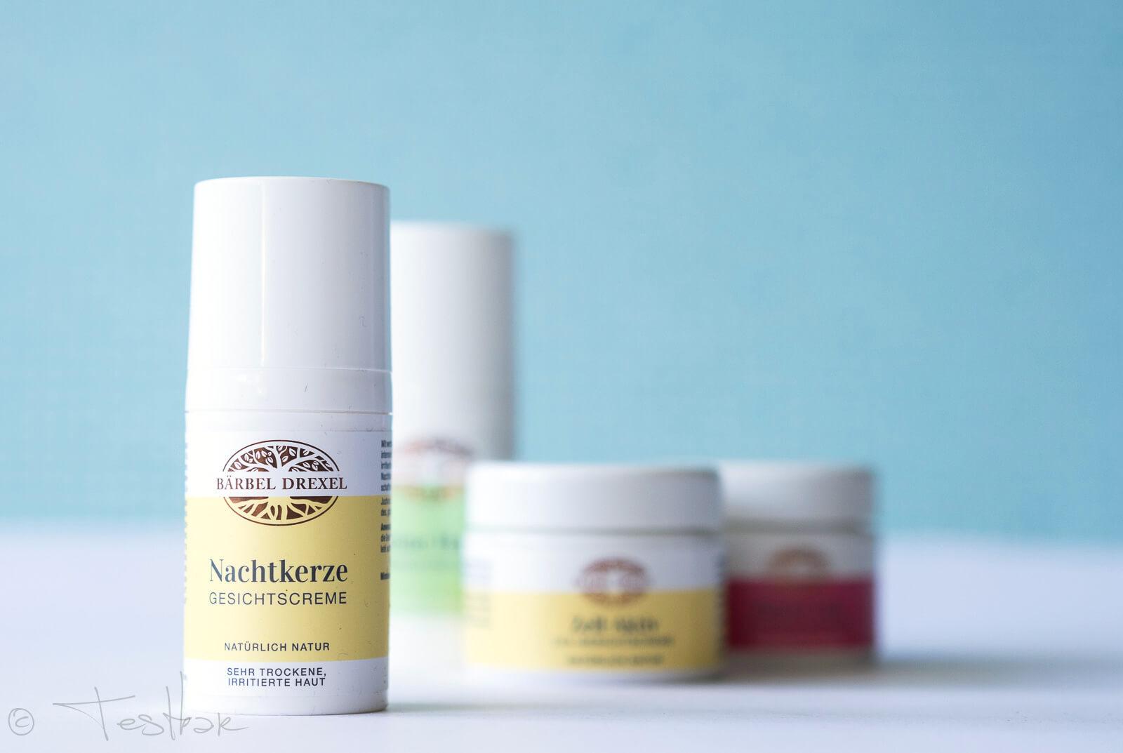 Nachtkerze Gesichtscreme - Pflege für sehr trockene Haut von Bärbel Drexel