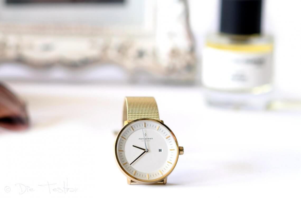 Nordisch-noble Lässigkeit -Skandinavischer Chic mit den eleganten, zeitlos schönen Armbanduhren von Nordgreen