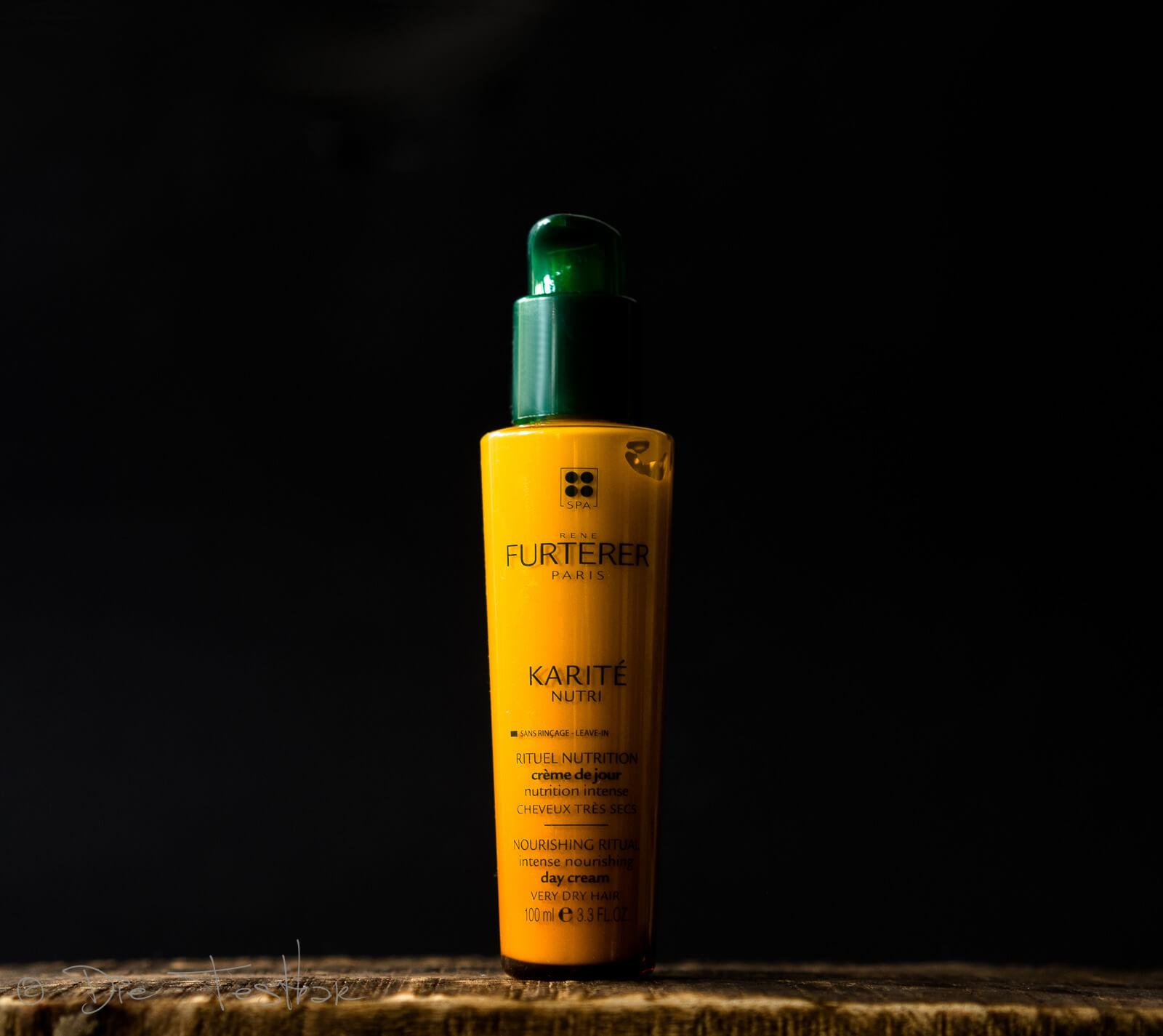 KARITE -NUTRI INTENSIV-NÄHRENDE HAARTAGESCREME für sehr trockenes Haar