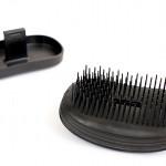 Haarbürste – ikoo brush für ein sanftes entknoten der Haare