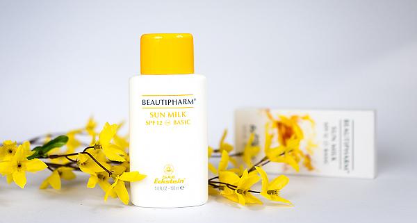 Beautipharm® Sun Milk SPF 12 Basic