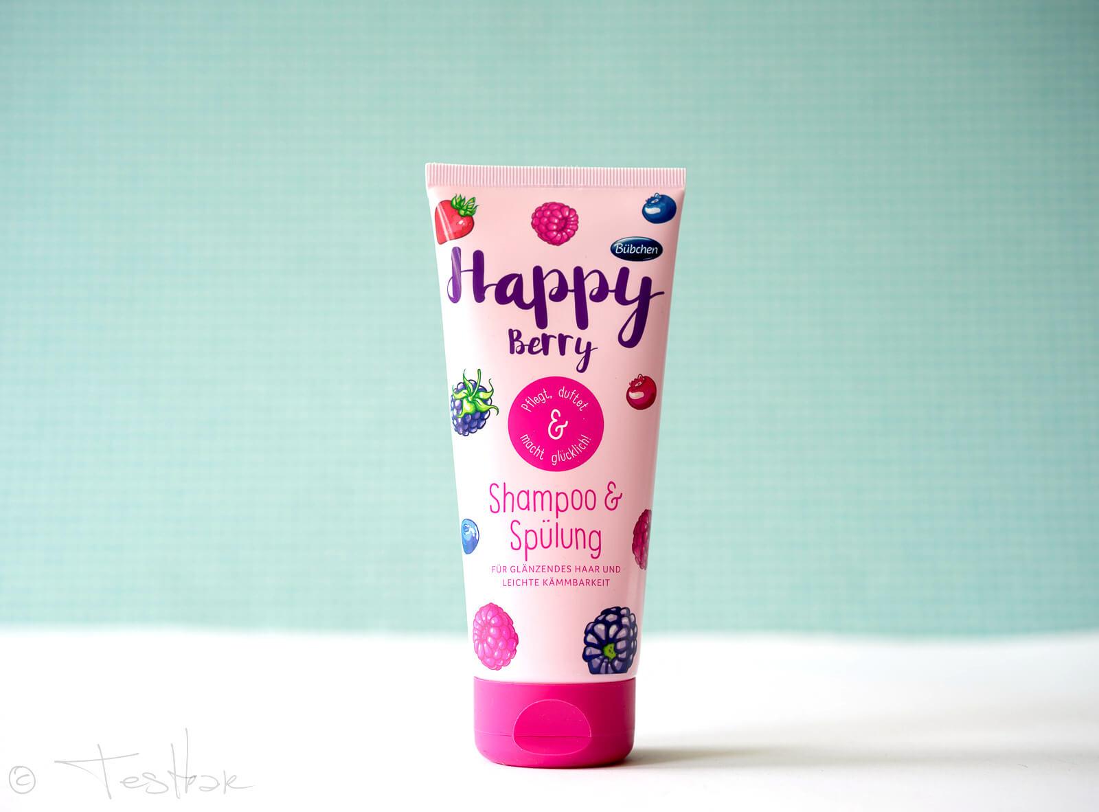 Bübchen -Shampoo & Spülung Happy Berry