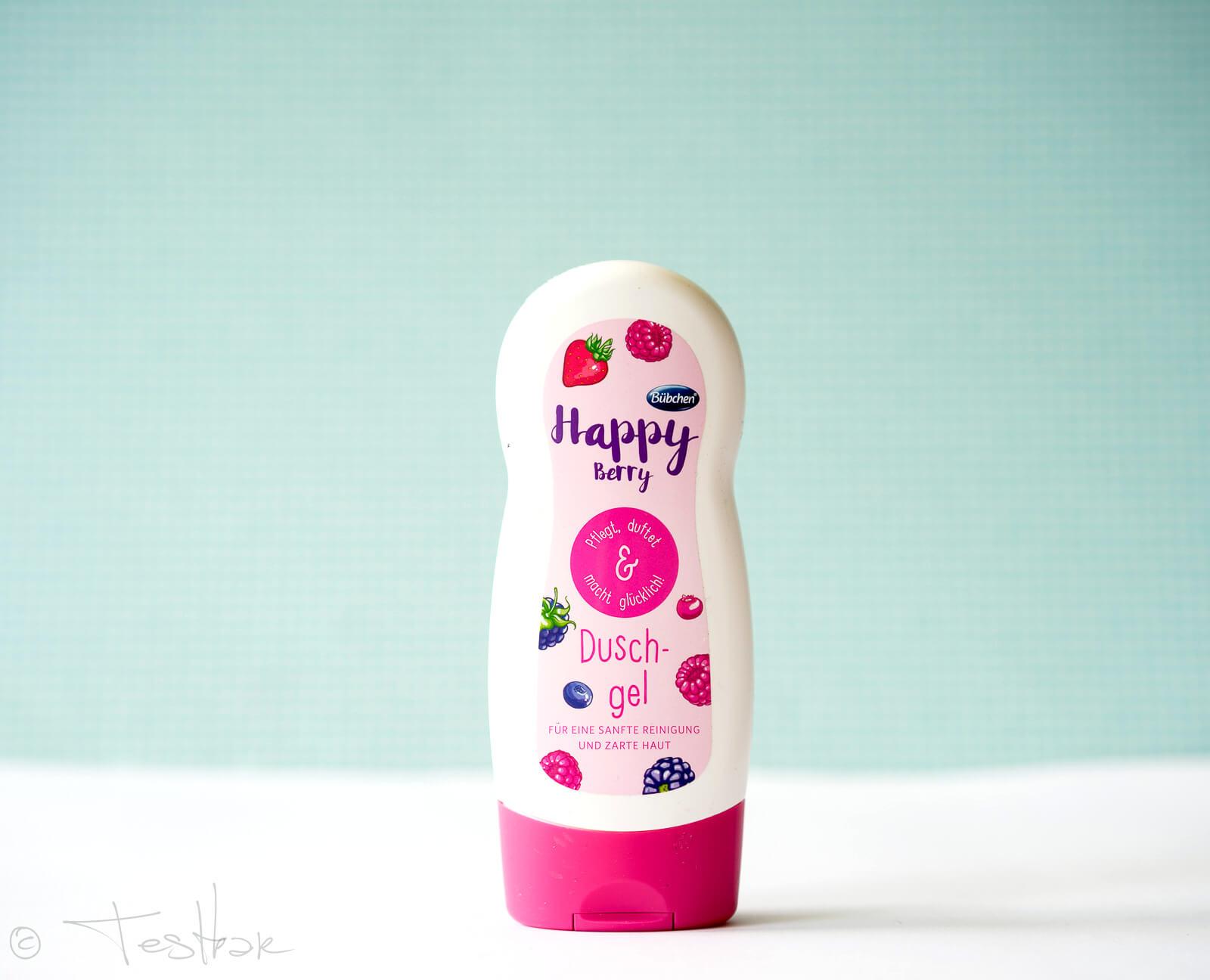 Bübchen -Duschgel Happy Berry