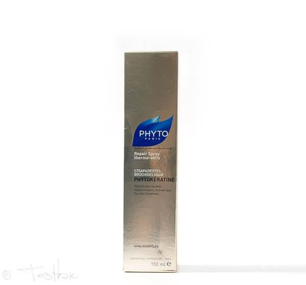 PHYTOKÉRATINE - Thermo-aktives Repair Spray für strapaziertes & brüchiges Haar
