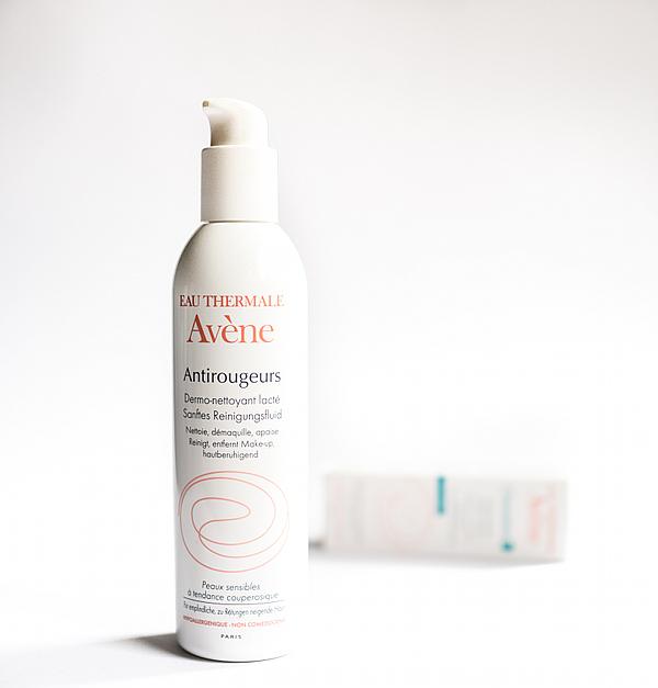 Antirougeurs Sanftes Reinigungsfluid von Avene