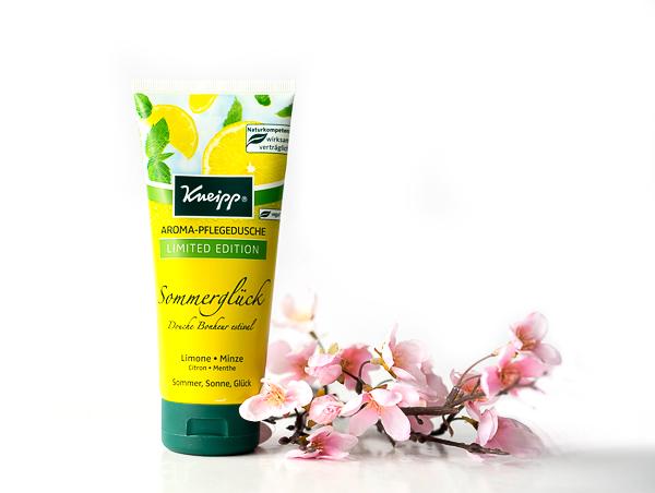 """Kneipp® Aroma-Pflegedusche """"Sommerglück"""""""