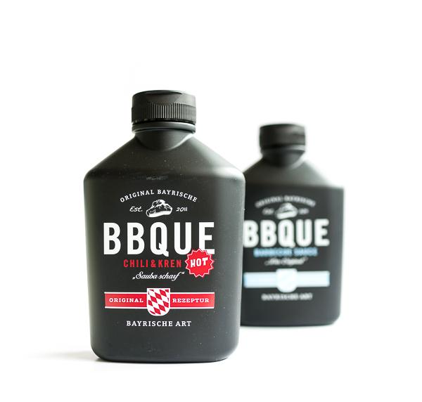 BBQUE - Original Bayrische Barbecue-Sauce