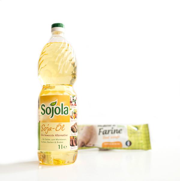 SOJOLA - Sojaöl