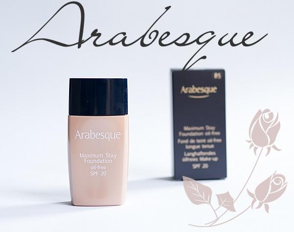 Maximum Stay Foundation von Arabesque - Das Make-up mit irrem langen Halt