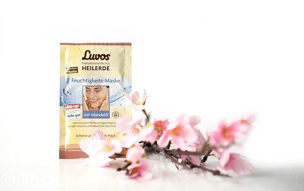Luvos Feuchtigkeits-Maske mit Mandelöl