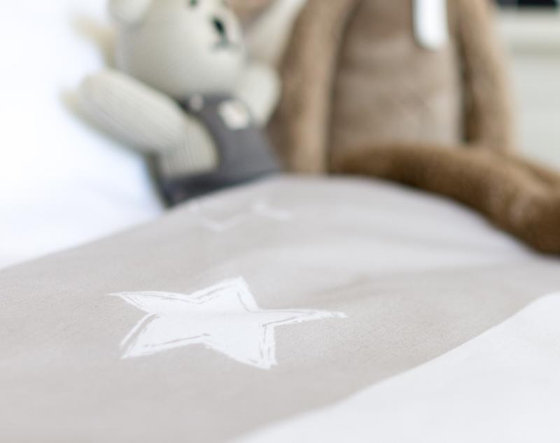 Bettwäsche - Pooh mein Stern