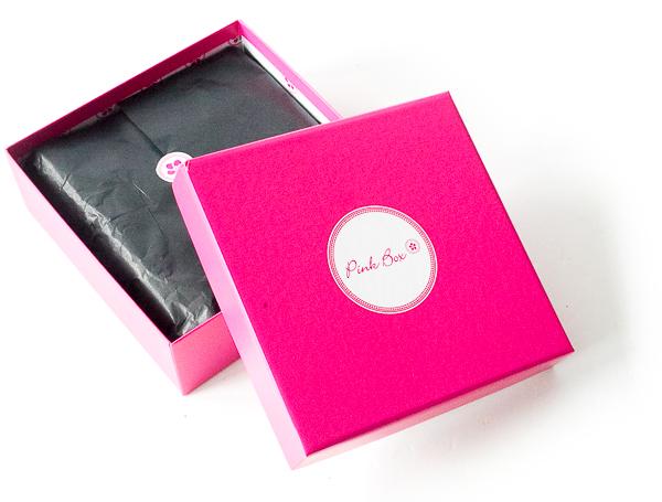 Die Pink Box im Juni 2017 - Reiseziel Beauty