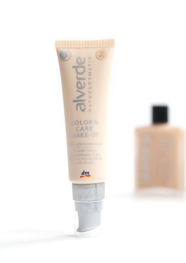 Color & Care Make-up von Alverde